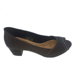 Sapato conforto pé