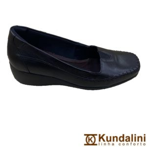Sapato com salto Anabela